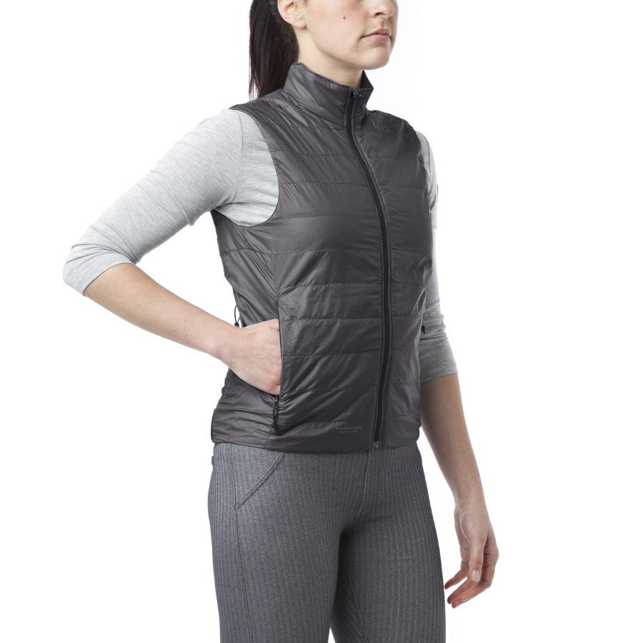 giro insulated vest grey