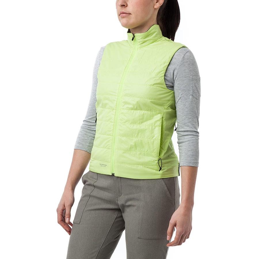 giro insulated vest yelow