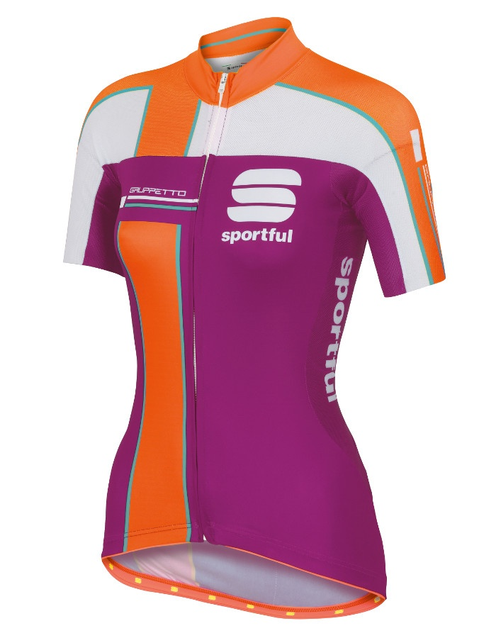sportful maillot mujer