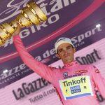 Contador suma otro Giro de Italia a su palmarés
