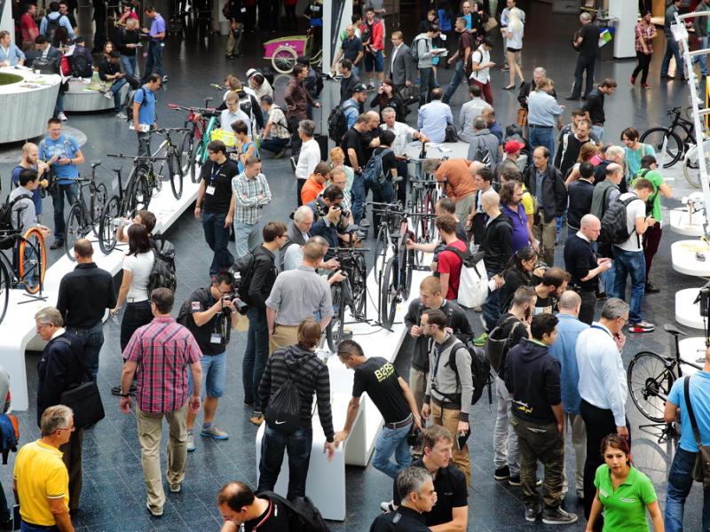 Feria Bicicleta Eurobike 2014