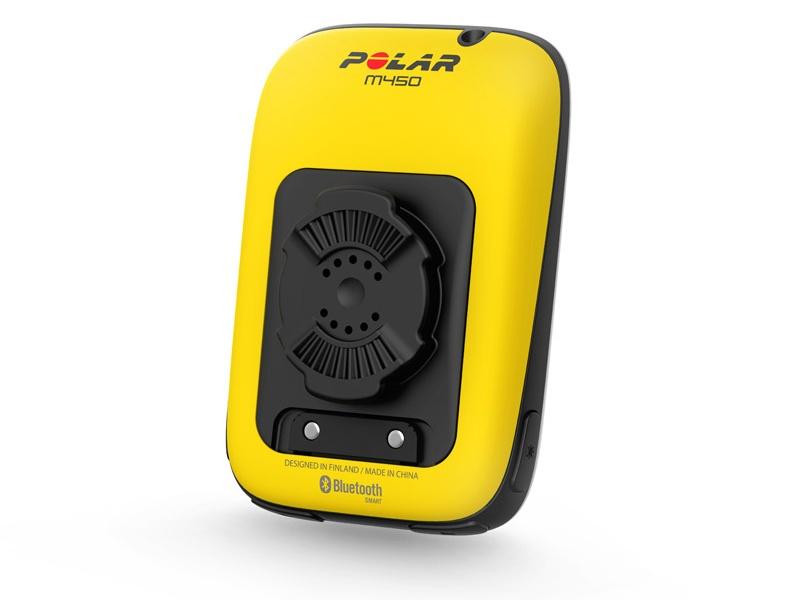 polar m450 yellow