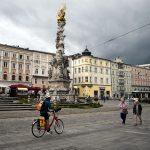 Linz, vanguardia a orillas del Danubio