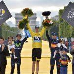 El Tour de Francia en imágenes
