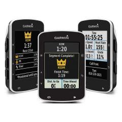 Strava y Garmin, juntos con el GPS Edge 520