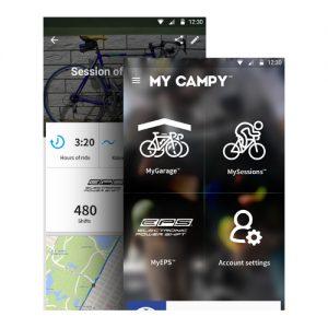 Campagnolo My Campy app