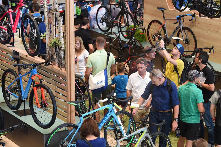 Feria bicicleta Eurobike 2015