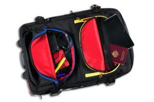 maleta viaje look