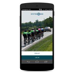 Aplicación Spotter.Bike