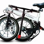 Bicicleta eléctrica plegable V'lec Pocket+