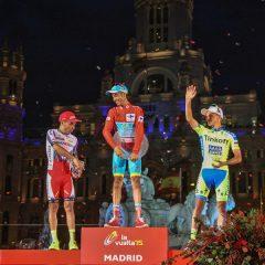 La Vuelta a España 2015: vídeos y clasificaciones