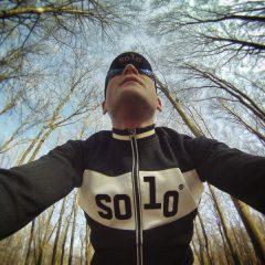 Ropa ciclista retro Solo