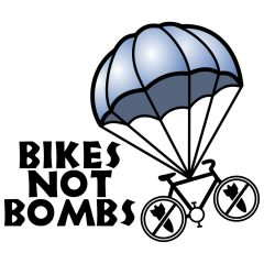 Santafixie y Worldcoo colaboran con Bikes Not Bombs
