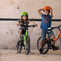 Regalos ciclistas para niños en New Born Riders