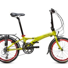 Bicicleta plegable Dahon Visc D18