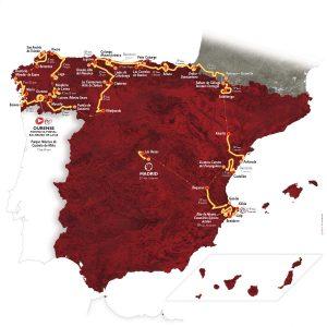 Vuelta España 2016