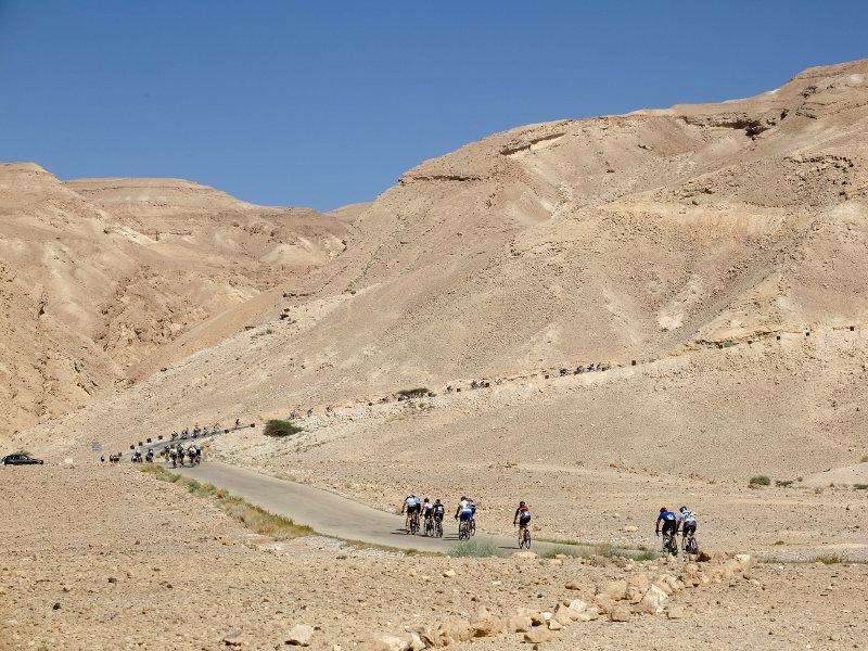 Gran Fondo Dead Sea 8