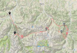 Recorrido Marmotte Pirineos