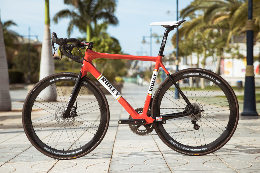 Bicicleta Ridley Fenix Disc