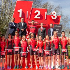 Santander Triathlon Series