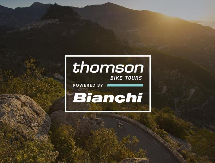 Thomson Bike Tours Bianchi