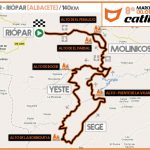 Marcha Catlike 140 km