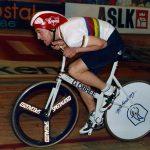 El ciclismo según Graeme Obree