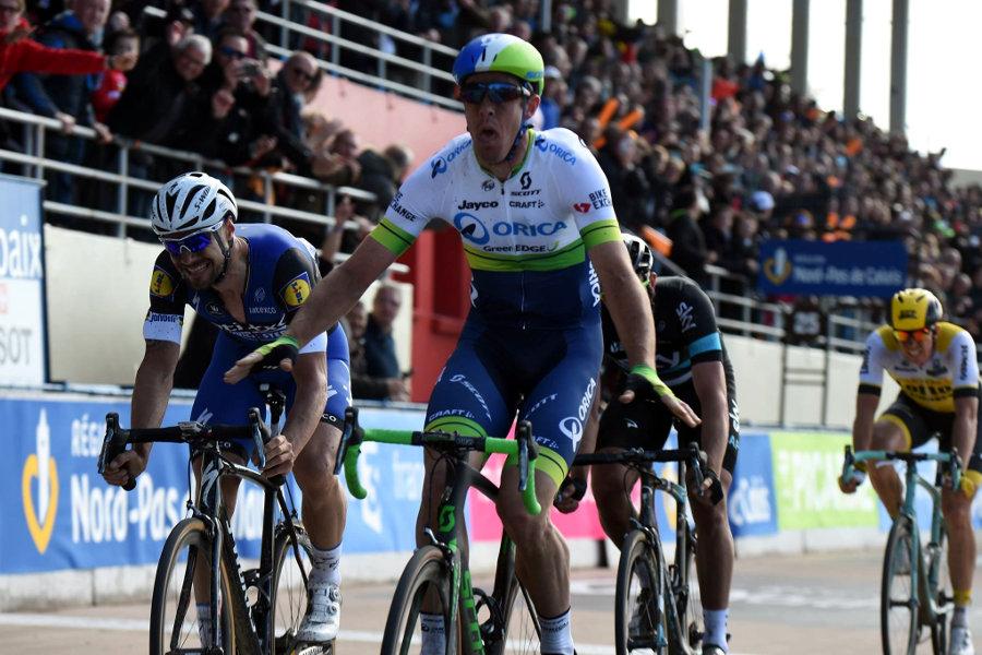 Paris-Roubaix 2016