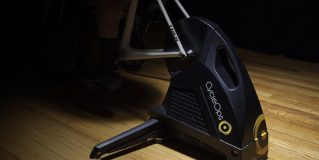 Home trainer CycleOps The Hammer