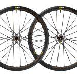 Mavic Ksyrium Pro Allroad Disc wheels