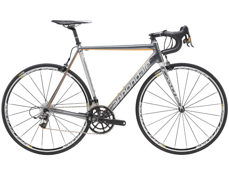 Bicicleta aluminio Cannondale CAAD12