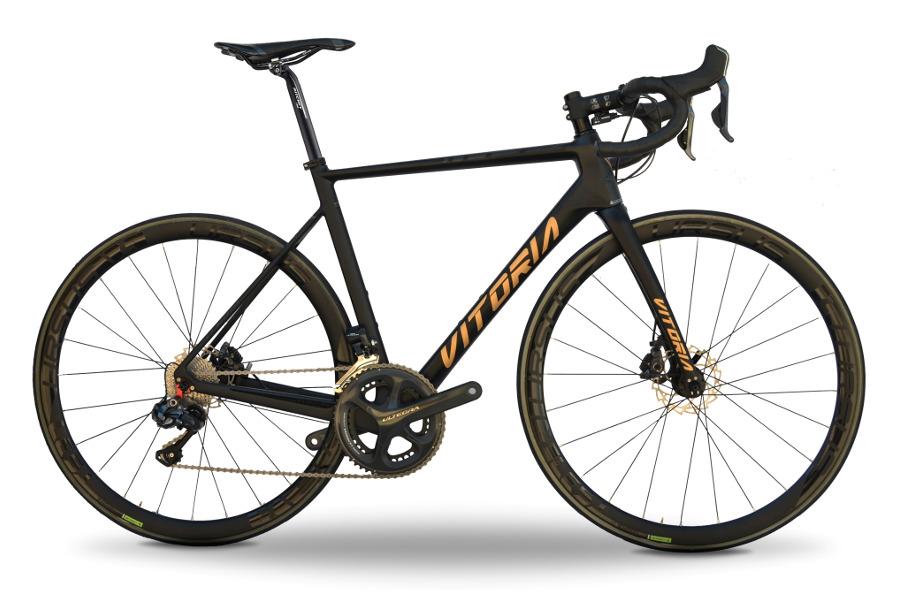 Bicicleta Vitoria Pro-Lite Disc