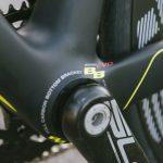 BH Ultraligth EVO Disc eje pedalier