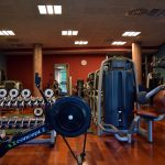 Bikefriendly Boltaña gimnasio