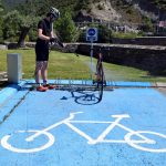 Bikefriendly Boltaña lavado