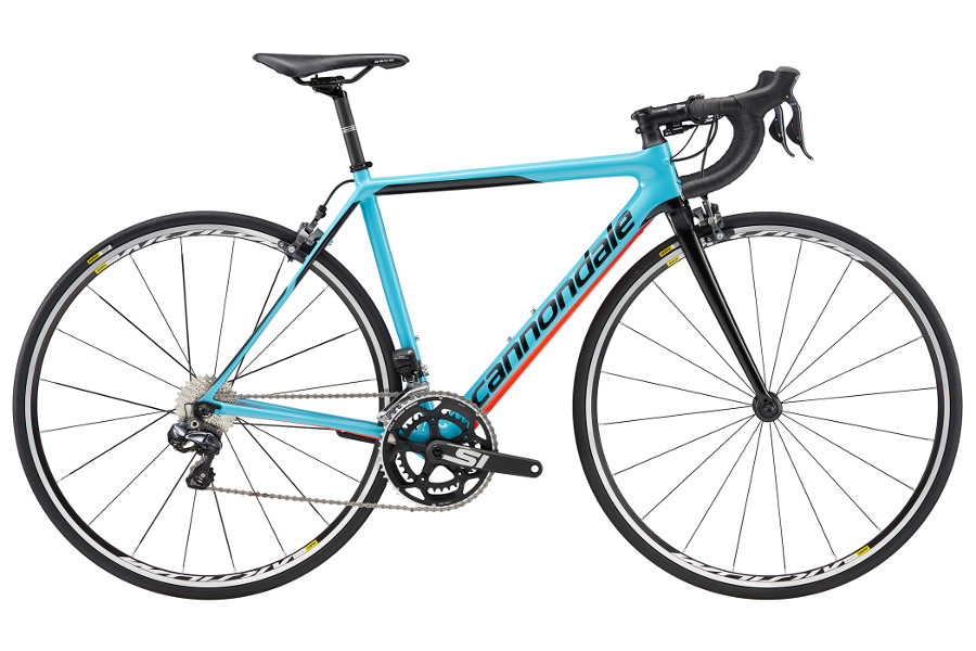 Cannondale SuperSix EVO Carbon mujer
