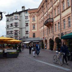 Innsbruck, la capital ciclista de los Alpes