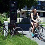 Innsbruck - Contador de bicis