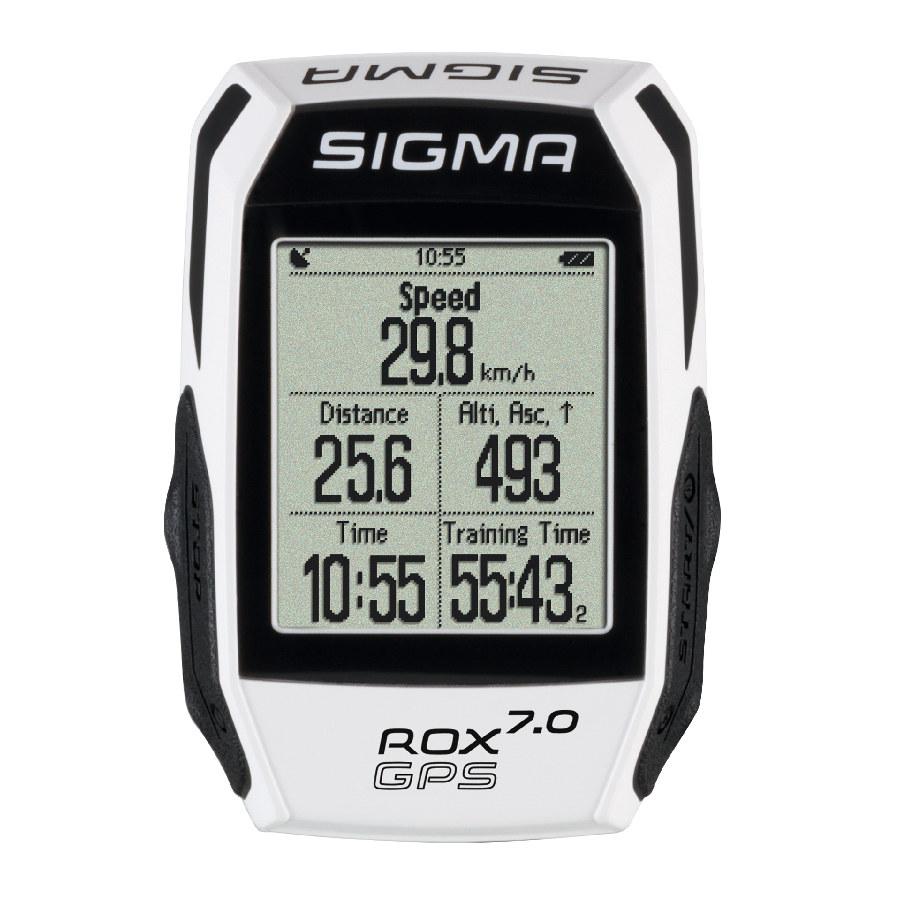 Ciclocomputador Sigma Rox GPS 7.0