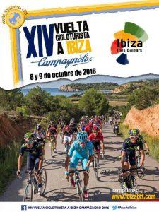 Vuelta Cicloturista a Ibiza Campagnolo