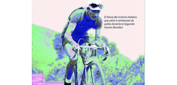"""Libro """"Gino Bartali, el hombre de hierro"""""""