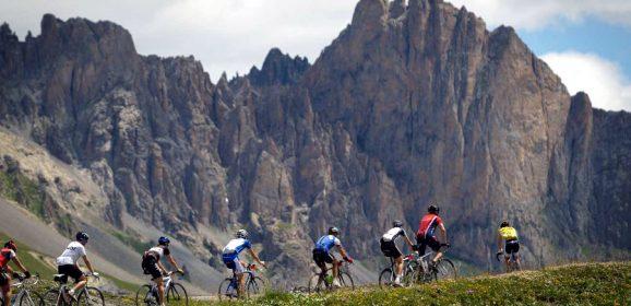 Tour du Mont Blanc Cyclo 2017