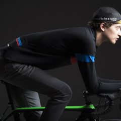 Ropa Transparent, Proud to be a Cyclist