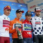 La temporada 2017 arranca con el Tour Down Under