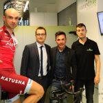 Younext Bike llega a Barcelona con Podoactiva