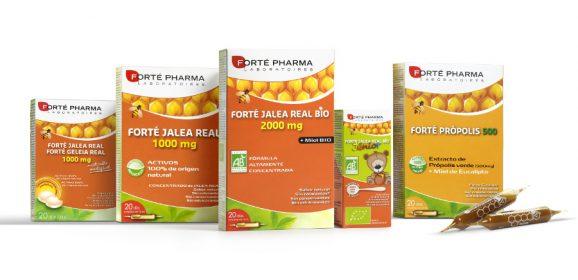 Defensas Forté Pharma