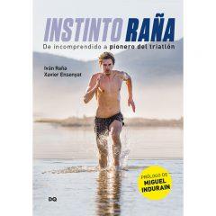 """Libro """"Instinto Raña"""""""