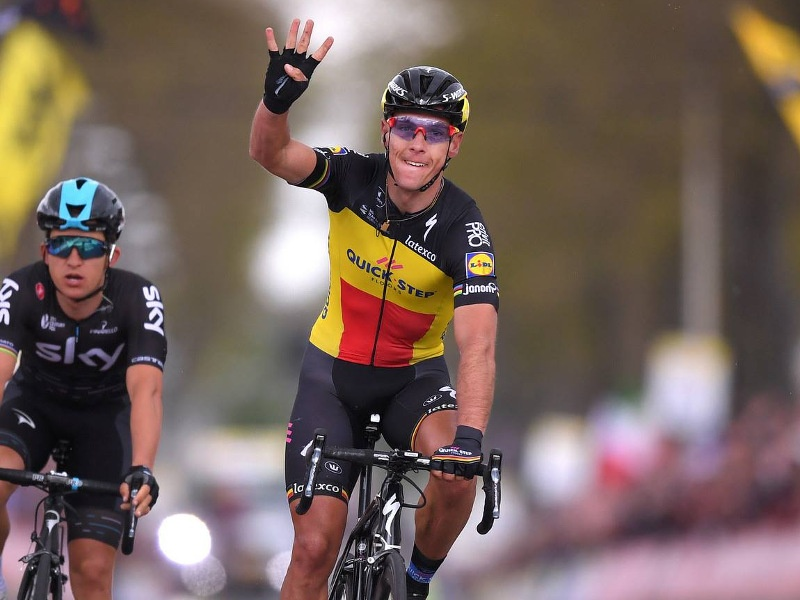 Philippe Gilbert Amstel Gold Race 2017