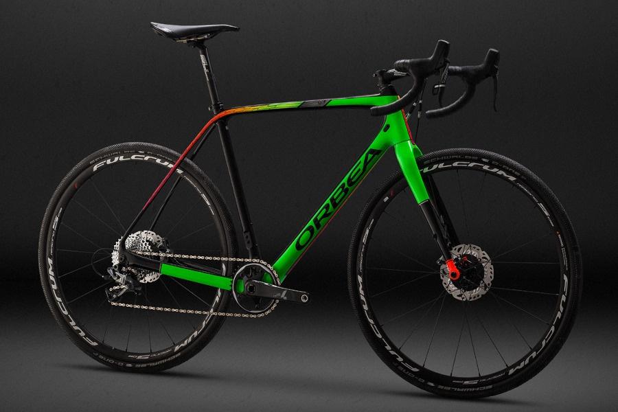 Bicicleta gravel Orbea Terra