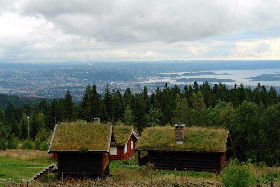 Oslo en bici